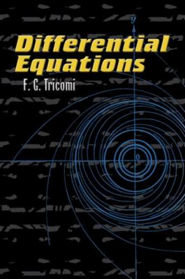 book cover: Differential Equations