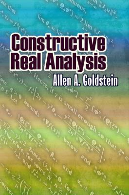 book cover: Constructive Real Analysis