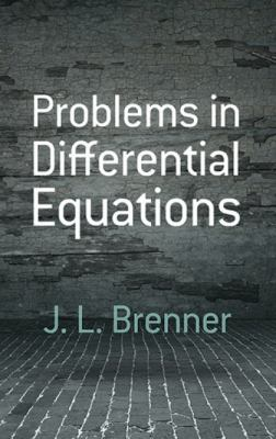 book cover - Problems in Differential Equations