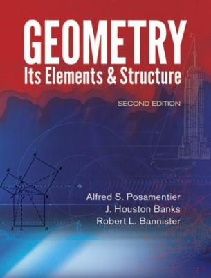 book cover: Geometry, Its Elements and Structure