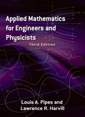 book cover: Applied Mathematics for Engineers and Physicists