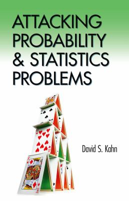 Book cover: Attacking Probability and Statistics Problems