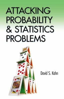 book cover Attacking Probability and Statistics Problems