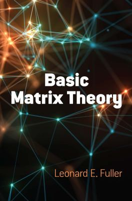 book cover: Basic Matrix Theory