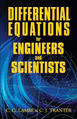 book cover: Differential Equations for Engineers and Scientists