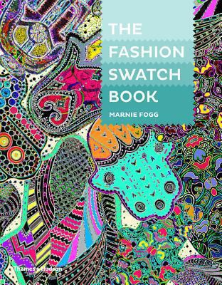 The Fashion Swatch Book Cover Art
