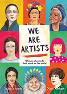 We Are Artists Cover Art
