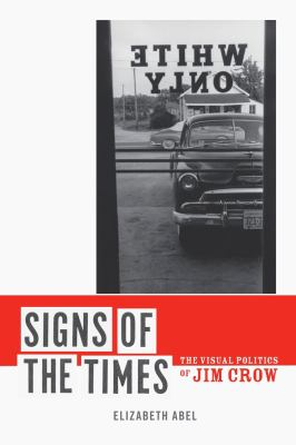 Book cover for Signs of the times.