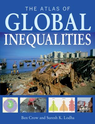 cover of The Atlas of Global Inequalities