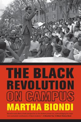 Cover of The Black Revolution on Campus