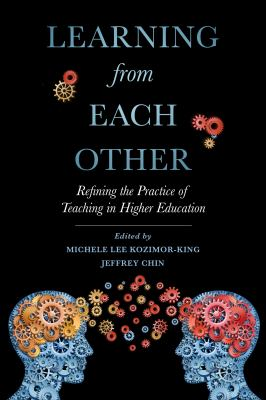 Book cover: Learning from Each Other by Kozimor-King & Chin