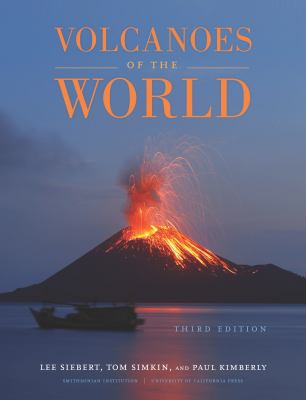 book cover: Volcanoes of the World
