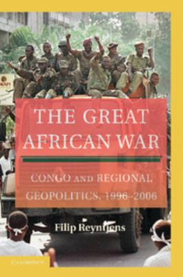 The Great African War cover image