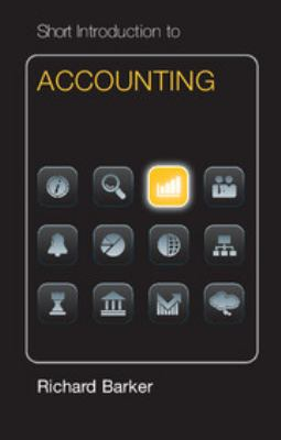 Short Introduction to Accounting Cover