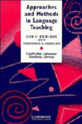 Approaches and Methods in Language Teaching Cover art