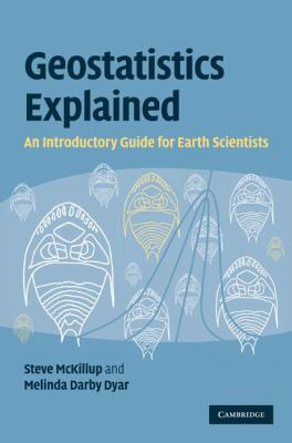 Book Cover : Geostatistics Explained