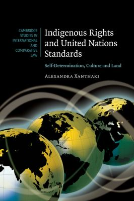 Indigenous Rights and United Nations Standards - Opens in a new window