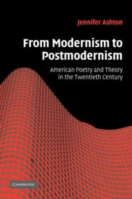 Cover Art for From Modernism to Postmodernism