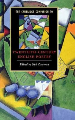 Cover art for The Cambridge Companion to Twentieth-Century English Poetry
