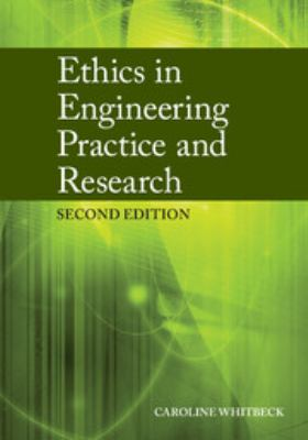 Cover art for Ethics in Engineering Practice and Research