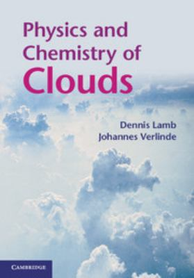 Physics and Chemistry of Clouds, cover art.