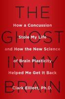 Ghost in my Brain book cover