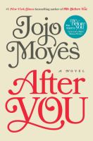 Book cover for After You by Jojo Moyes