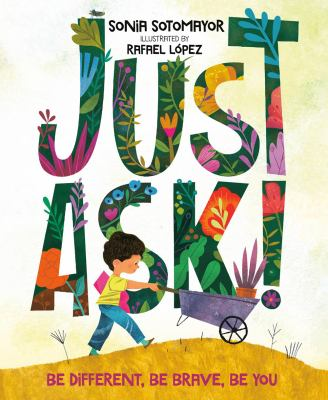 Just Ask! Cover Art