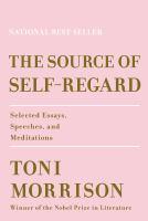 Source of Self-Regard book cover