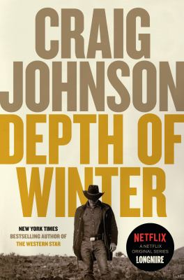 Cover Art for Depth of Winter