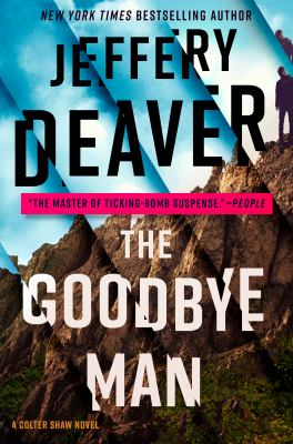 The Goodbye Man (A Colter Shaw novel) book cover