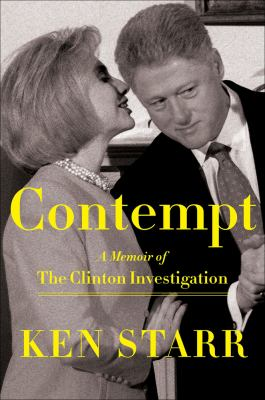Contempt book cover