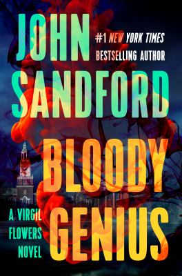 Bloody Genius (Virgil Flowers #12) book cover