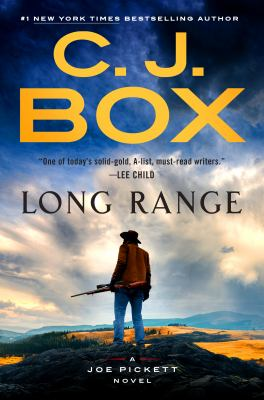 Book cover: Long Range by C.J. Box