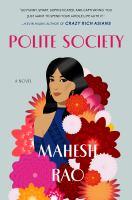 book cover: polite society