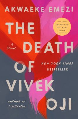 The Death of Vivek Oji book cover
