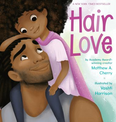 Hair Love book jacket
