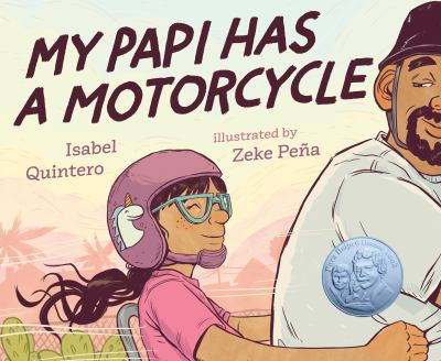 My Papi Has a Motorcycle cover art