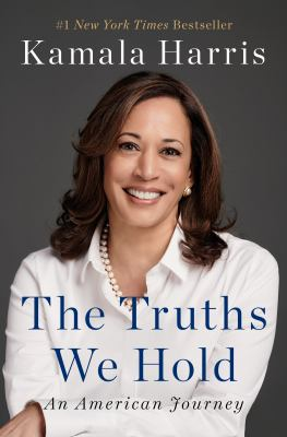 Book cover for The truths we hold : an American journey.