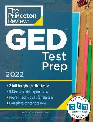 GED Test Prep 2022 - June