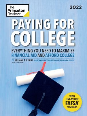 Paying for college / by Chany, Kalman A.,
