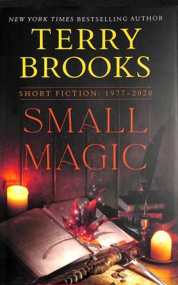 Small magic : by Brooks, Terry,