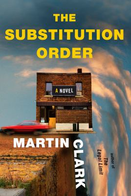 The Substitution Order book cover