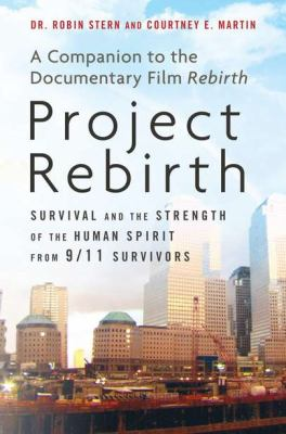 Book cover for Project Rebirth.