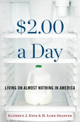 cover of $2.00 a Day: Living on Almost Nothing in America