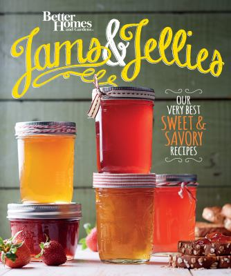 Details about Better Homes and Gardens Jams and Jellies