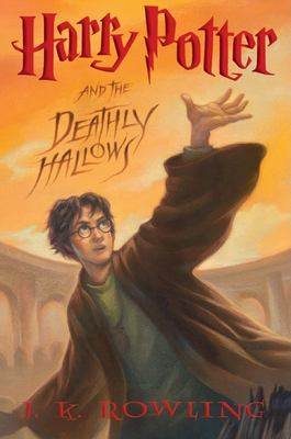 Harry Potter and the Deathly Hallows cover art