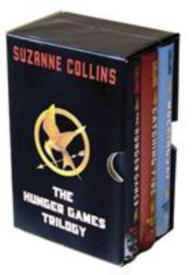 The Hunger Games trilogy box set photo
