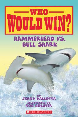 Hammerhead vs Bull Shark
