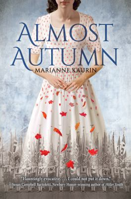 Cover Art for Almost Autumn